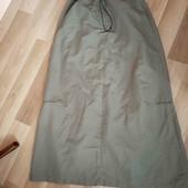 Юбка в спортивному стилі, оливкового кольору, ідеальний стан, 10% знижка на УП