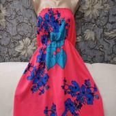 Пляжное, яркое платье, F&F, p. L