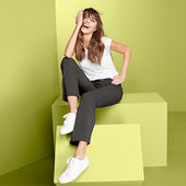 Легкие, быстросохнущие , треккинговые брюки от Tchibo (германия) размер 40 евро=46-48