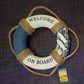Спасательный круг Ø20см Maritime Kollektion Германия