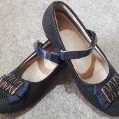 Туфли для девочки 34 р.(21см)