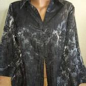 Женская блуза, размер 50