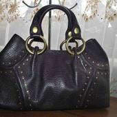 Добротнейшая кожанная сумочка