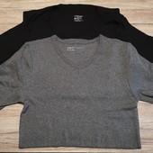 Базовые фктболки футболка 2 шт в лоте размер M германия