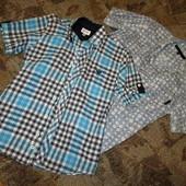 Летний натуральный пакет одежды для мальчика 10-13+- лет, в новом состоянии