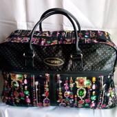 Фірменна ( елітний сток ) дорожня сумка фірми Spirit в ідеал. стані.