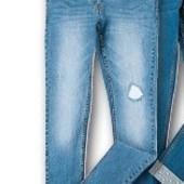 Реально крутые стрейч джинсы skinny Denim style Blue Motion Германия евро 44
