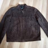 Куртка із натурального замшу, хороший стан, 10% знижка на УП