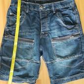 Шорты джинсовые в очень хорошем состоянии