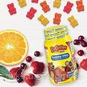 """Мультивитамины для детей L'il Critters """"Gummy vites complete Multivitamin"""" (70 жевательных конфет)"""
