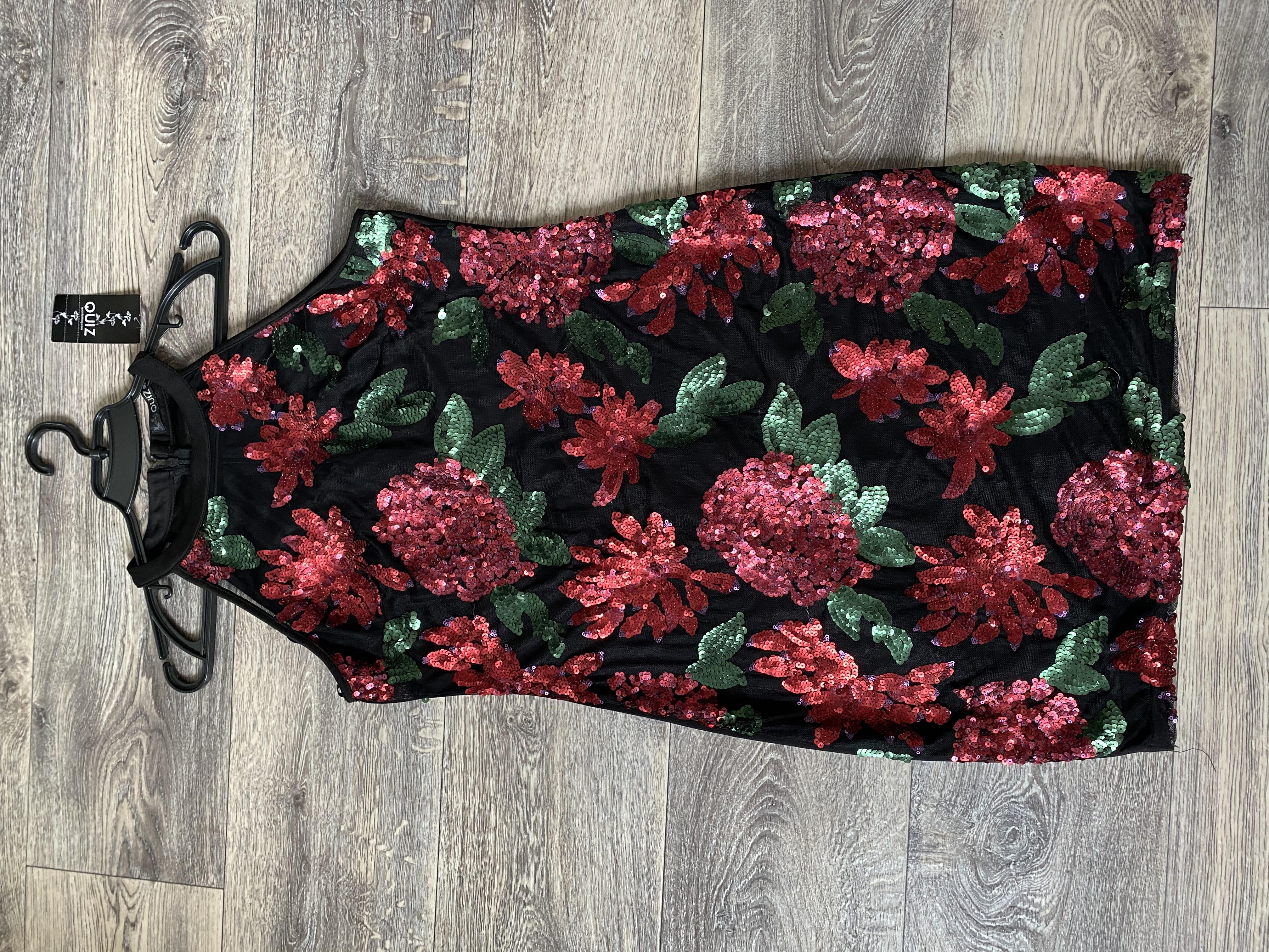 Платье quiz 14p новое