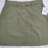 Джинсовая юбка jessica (c&a), размер m