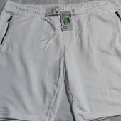 Мужские шорты на лето c&a, белые, размер xxl