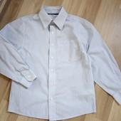 Фірменна рубашечка в полоску, стан нової, 10% знижка на УП