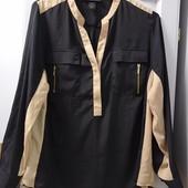 Прекрасная фирменная блуза из Америки, р-р 14/16, наш 52-54. Состояние отличное.