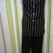 брюки + блузка