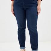 Шикарные, модные джинсы Ulla Popken для высоких девушек королевских форм.