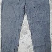 Женские лёгкие штаны esmara размер S 38 )