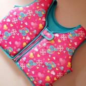 Желет для плавания для девочки