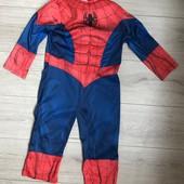 P98/104 3-4 года бу костюм паука Spiderman