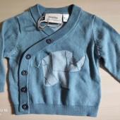 Lupilu кофта кардиган малышу 50-56 см