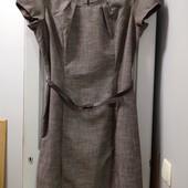 В отличном состоянии котоновое платье из Америки. Р-р 14 (48-52), смотрите замеры....