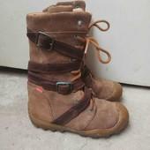 Деми ботинки унисекс, стелька 18,3 см