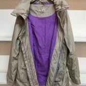 ☘ Лот 1 шт ☘ Жіноча демісезонна куртка від Gina Benotti (Німеччина), розмір 44 євро