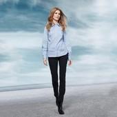 Tchibo Германия ❤️фирменные кэжуал брюки из бенгалина идеальная посадка❤️евро 38 Вам понравится100%!