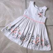 Стоп ) ,красота❤ Фирменное стильное платье для девочки,+-3 года❤ Много лотов!
