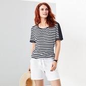 Белые летние шорты tcm tchibo Германия, размер 44/46 евро