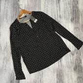 Esmara легкая вискозная блуза р.40 евро