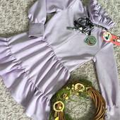 Ну дуже оригінальні плаття Новинка 2021 Мягенький плотний екозамш Супер кольори фасон Вам сподобаєт