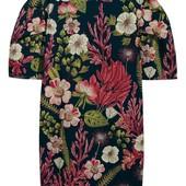 Качество! Стильное натуральное платье от H&M, в новом состоянии