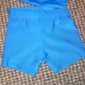 Плавки купальні для хлопчика розмір 74/80