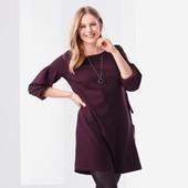 Ягідне плаття в стилі casual від Tchibo (Німеччина), р.р .: 50-52 (44/46 евро)
