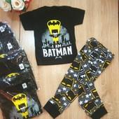 Стильнячі костюми Batman на 2-3р!!!
