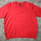 N-28. Стильная теплая футболочка на манжетах.