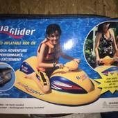 Детский водный электроскутер в идеале! Не пропустите