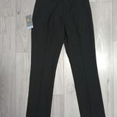 Всё по 150! Фирменные новые красивые мужские брюки р.31-32(31R) на пот-39-40 поб-52-53