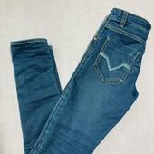 Фирменные skinny next джинсы на 11лет / 146 см