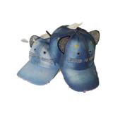 Стильные и модные бейсболки (кепки) со стразами. Размер 56-58