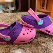 Crocs, оригинал, размер c7