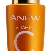 Avon Anew освітлююча сироватка з вітаміном С