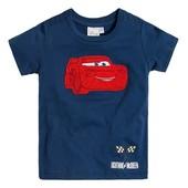 Стильная футболка с принтом тачки Disney от Cool club by Smyk, размер 122 см