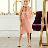lupilu.бомбезное нарядное платье 86/92замеры