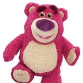 Ведмідь Лотсо з м/ф Історії іграшок