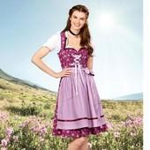 женский национальный костюм Lidl Германия р. 48-50