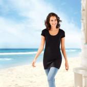 Удлиненная футболка Esmara Германия, р. 36/38 евро