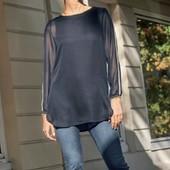 ☘ Стильна двошарова сорочка від Tchibo (Німеччина), розміри наші: 44-46 (38 євро)